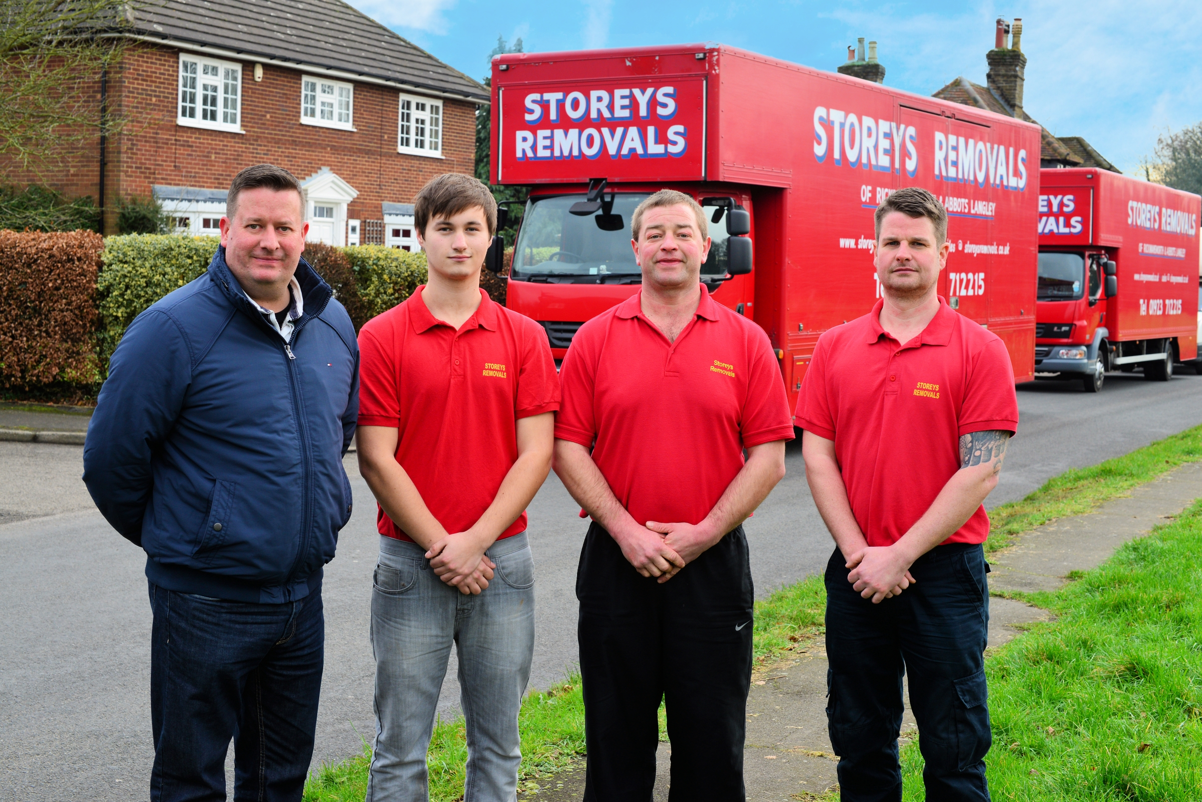 About Storeys Removals - House Removals in London & UK Wide